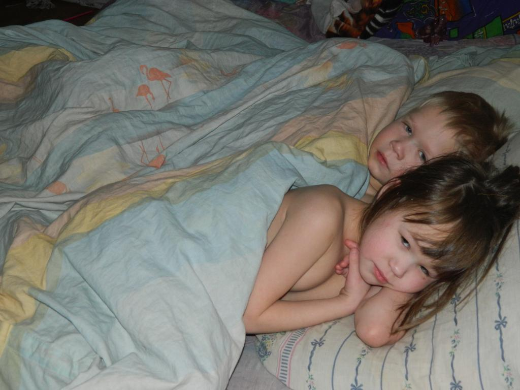 Фото мама в постеле 28 фотография